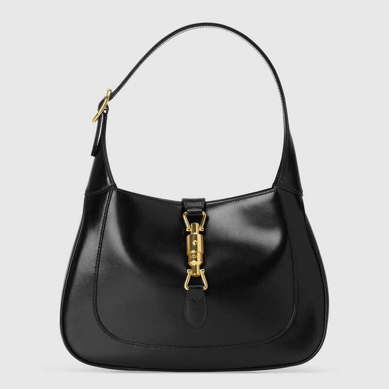Original∮ Gucci∮ กระเป๋าถือJackie 1961  Seriesถุงเล็กมีสายคล้องไหล่สามารถสวมใส่ได้ทั่ว636709 | Lazada.co.th