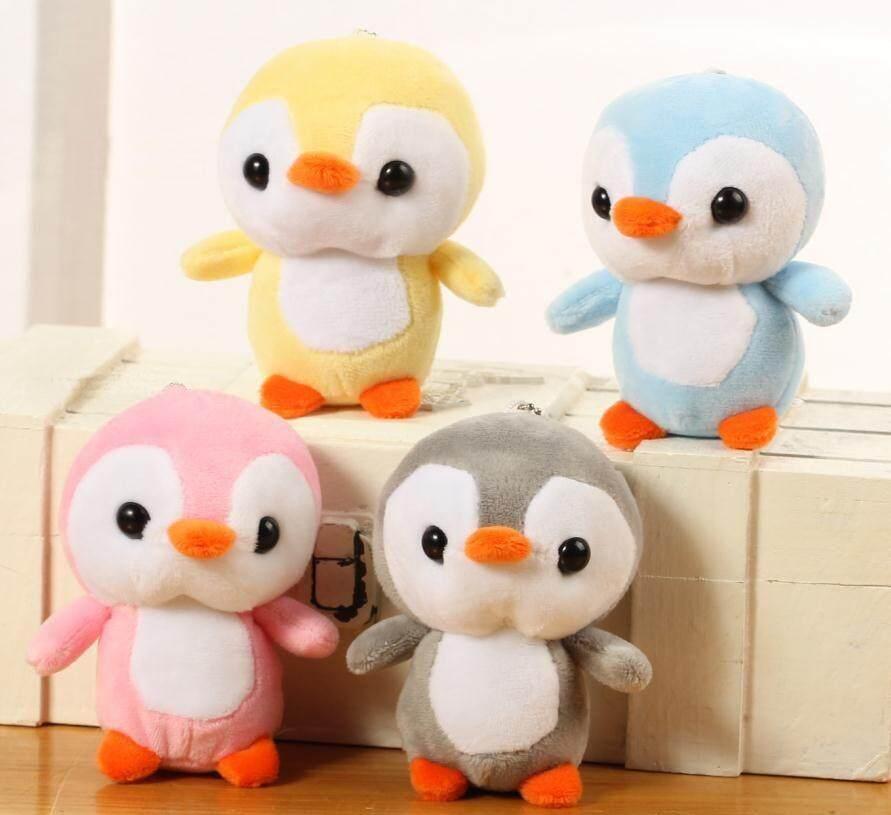 Detail produk dari Manis Mainan Pinguin 12 Cm Kawaii Penguin Plush Boneka Boneka Boneka Binatang Lucu Mainan B0859