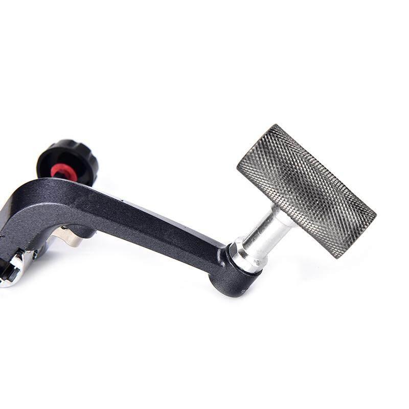 1pc metal handle fishing reel crank crank arm spinning reel fishing reel winch