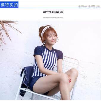 970168SWPC Ready Stock Korean Fashion Swim Suit 3pcs Sets - 3