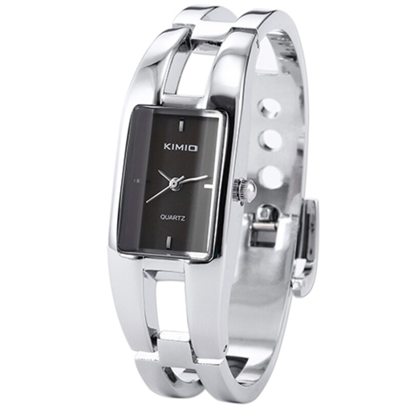 Bluelans® Changing Color Stainless Steel Band Watch Malaysia