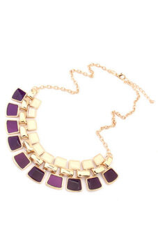 Harga Bluelans(R) Necklace (Purple)