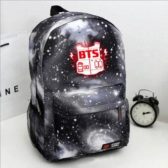 Bts Bangtan Boys Hot Bts Bulletproof Cadet Corps Shoulder Bag Backpack  Shoulder Bag Dual-Bts