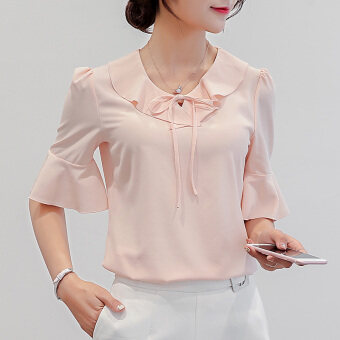 Sell calan diana women 39 s chiffon plus size short sleeve for Where can i sell my shirts online