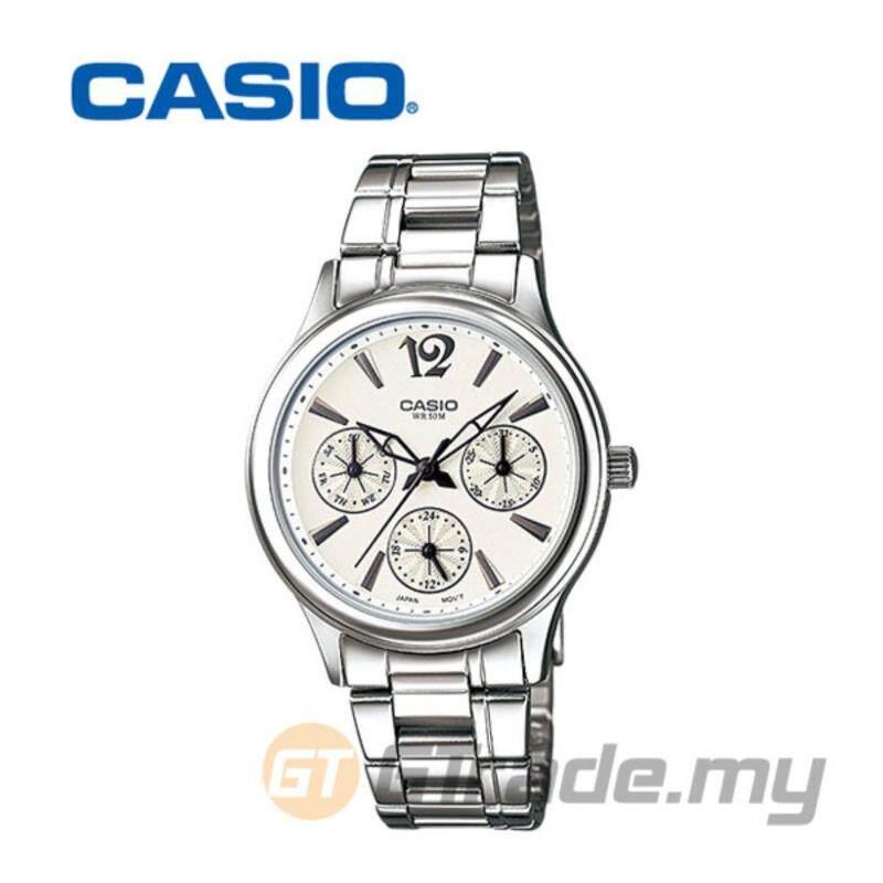 CASIO STANDARD LTP-2085D-7AV Analog Ladies Watch Malaysia