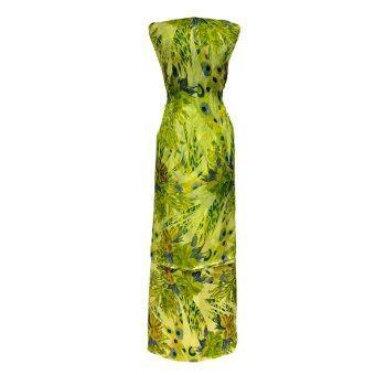 Cotton & Silk Fabric Kain Ela Meter Baju Kurung Chiffon Matching Valentino Crepe 502b