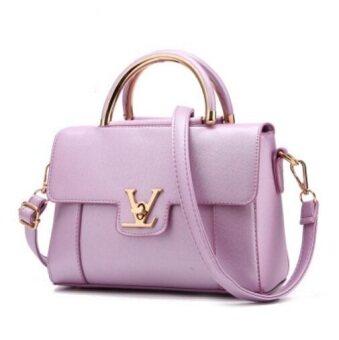 European Fashion Ladies Casual Shoulder Messenger Bag | Tote Bag |Backpack | Set Bag Collection - Blush Pink