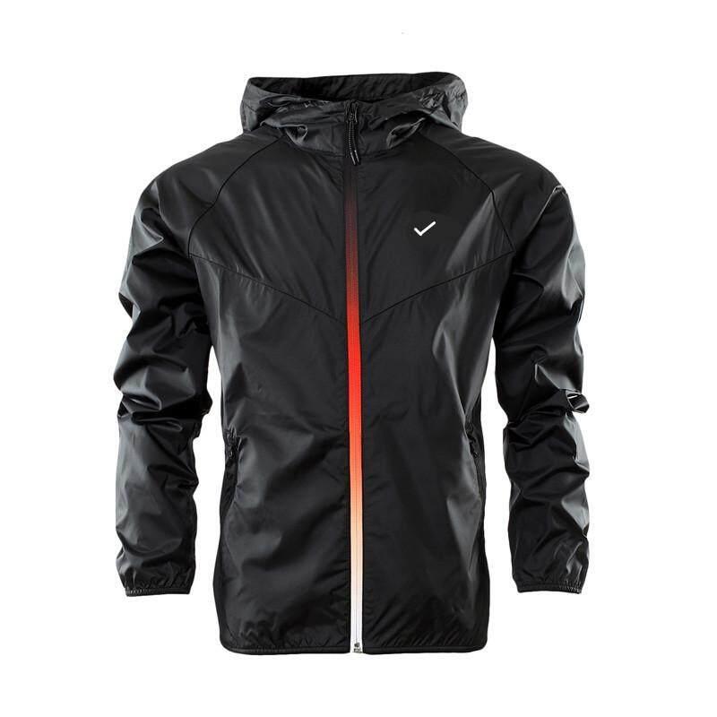 Fashion Spring Men Windbreaker Sports Jacket Casual Jacket ...