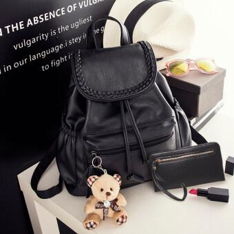 Female backpack Korean-style shoulder bag