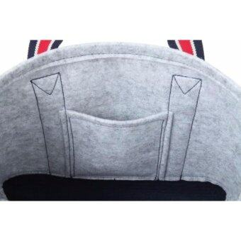 FRED PERRY MOOK SPRING AUTUMN WINTER MOOKS TOTE BAG - 3