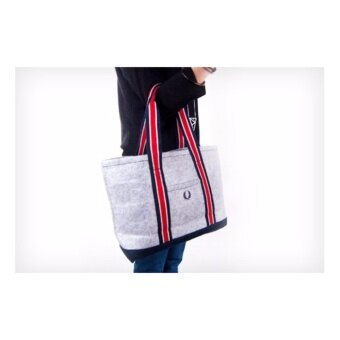 FRED PERRY MOOK SPRING AUTUMN WINTER MOOKS TOTE BAG - 5
