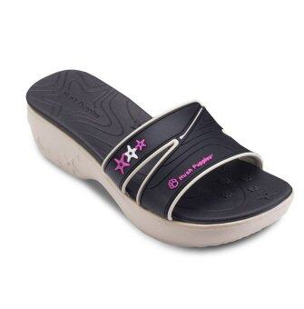Harga Hush Puppies LOLLIPOP II (S-S) Sandals (Black)