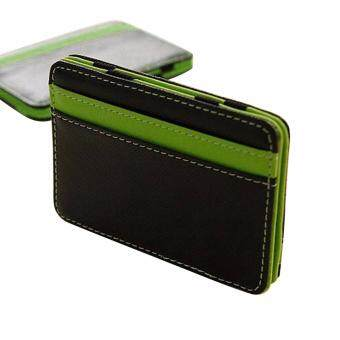 Harga Hot Sale Fashion New Wallet Men's Money Clip 2 colors