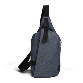 Harga Crossbody Sling Bag Large (Blue Ash)