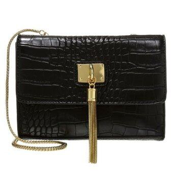Harga AUTHENTIC ALDO CHAIN MESSENGER (BLACK)