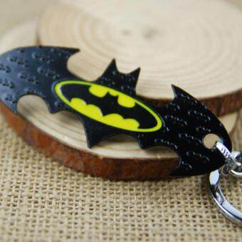 Harga 1pcs Movie Key Chain Batman Keychain Men Gift Key Chain Key Holder(OVERSEAS)