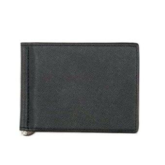Harga Stable Money Clip Wallet Type D Premium Black