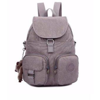 Harga Kipling Firefly Backpack-Grey