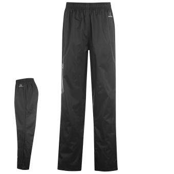 Harga Karrimor Mens Sierra Waterproof Breathable Sweat Sport Long Pants Bottoms Black