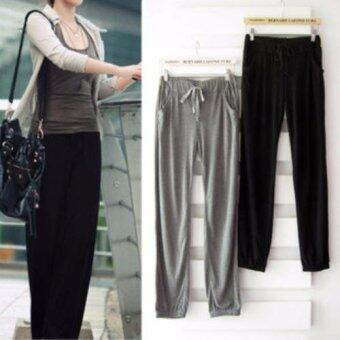 Harga YOGA PANT - LIGHT GREY