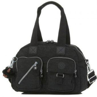 Harga Kipling Womens Defea Handbag (Clearance sales - Black )