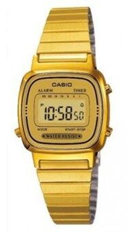 Harga Casio LA-670WGA-9DF Original & Genuine Watch