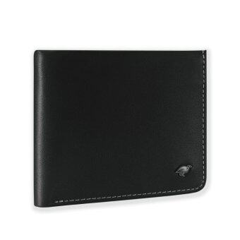 Harga Ikepod Hide & Carry Wallet ( 4 color ) Black RFID Blocking Italy Top Leather