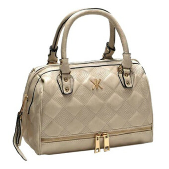 Harga Kardashian Kollection Bowling Bag - Cream