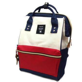 Harga BIG Backpack with SIDE ZIP / BACK ZIP (MIX FRANCE) - DESIGN FROM JAPAN