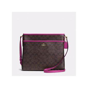 Harga COACH FILE BAG IN SIGNATURE