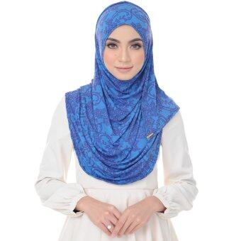 Harga Jelitasara Naura Printed Fully Instant (Blue + Purple)