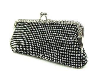 Harga The Gorgeous Crystal Evening Handbag Clutches(in More Color) - Intl