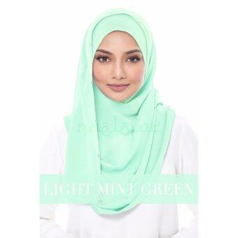 Harga naelofar duchess - light mint green