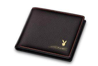 Harga Playboy Slim Wallet Made of Original Leather