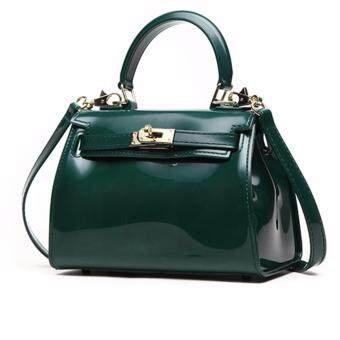 Harga Candy Jelly Kelly Top Handle Bag Green