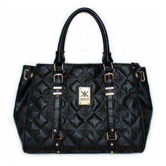 Harga Kardashian Kollection Tote Bag - Black