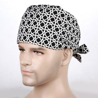 Harga Hospital Medical Unisex Nurse Cap Scrub Cap Medical Hat Surgical 100% Cotton Cap