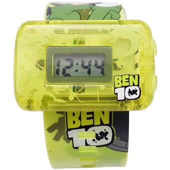 Harga Ben10 LCD Watch Light Green
