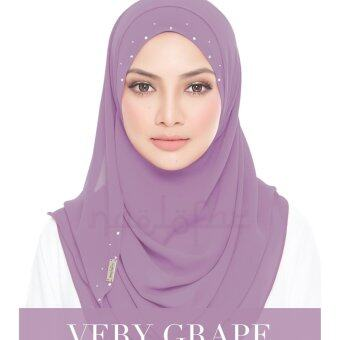 Harga NAELOFAR HIJAB (EVA) VERY GRAPE