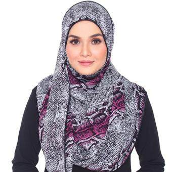 Harga Long Shawl Laila Series (Ruby)