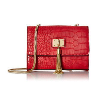 Harga AUTHENTIC ALDO CHAIN MESSENGER (RED)