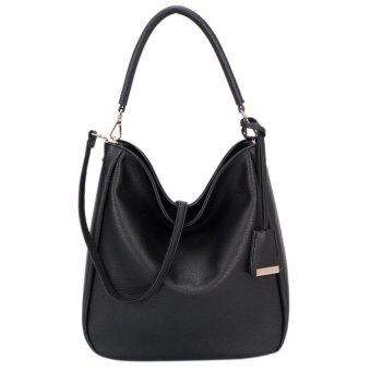 Harga International Davidjones Women Synthetic Leather Shoulder Bag Hobo Bag