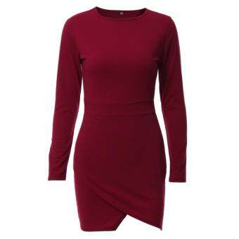 Harga Women Bodycon Evening Party hort mini Dre