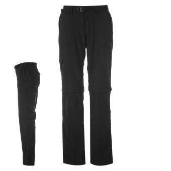 Harga Karrimor Women Aspen Ladies Zip Off Full Length Outdoor Walking Trousers Pants B