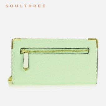 Harga ALDO Zaire Zip Around Wallet (Light Green)