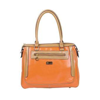 Harga AR by Alfio Raldo AB-2056 Tote Bag Orange