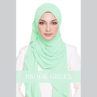 Harga [Hijab&Me] Naelofar Hijab Lady Warda - Brook Green