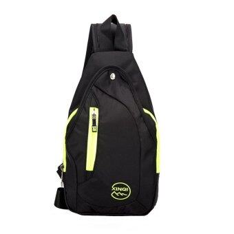 Harga Xinqi Waterproof Outdoor Hiking Camping Shoulder Backpack-Green