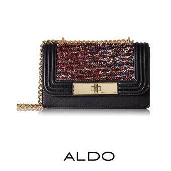 Harga AUTHENTIC ALDO DEROGALI CROSS BODY BAG (BURGUNDY)
