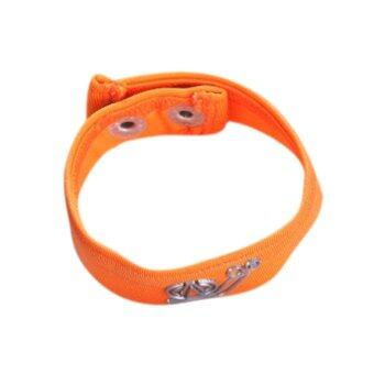 Harga Sexy Men's Male Underwear Thong Mention Ring Bracelet Orange